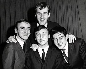 Gerry and the Pacemakers - The band in 1964.