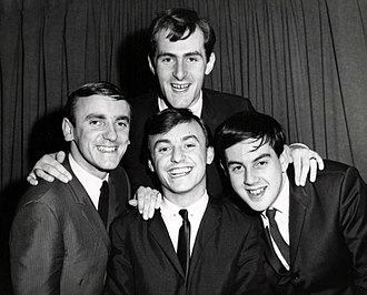 Beat music - Gerry and the Pacemakers in 1964