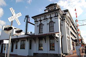 Gettysburg Railroad Station - Image: Gettysburg Railroad Station (current)