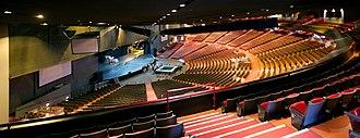 Universal Amphitheatre - Image: Gibson amphitheatre pano