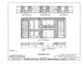 Gilman Garrison, Water and Clifford Streets, Exeter, Rockingham County, NH HABS NH,8-EX,2- (sheet 29 of 38).png