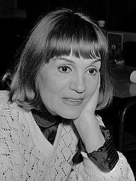 Gisela May in 1979