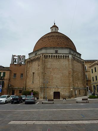 Province of Teramo - Giulianova's renaissance dome