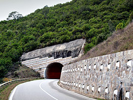 Isolella tunnel