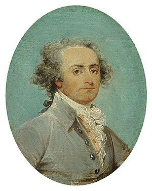 Giuseppe Ceracchi - Portrait by John Trumbull, 1792