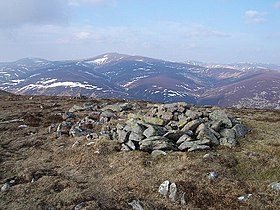 Glas Tulaichean viewed from Meall a Choire Bhuidhe - geograph.org.uk - 384335.jpg