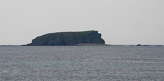 Glashedy - Glashedy from Pollan Beach (Ballyliffin)