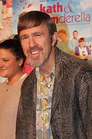Glenn Robbins - Image: Glenn Robbins (Kel Knight) at Kath & Kimderella movie premiere