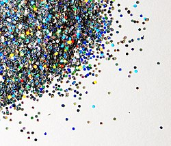 definition of glitter