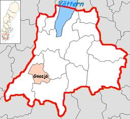 Gnosjö Municipality in Jönköping County.png
