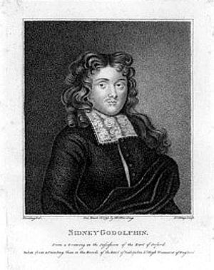 Sidney Godolphin (poet) - Sidney Godolphin