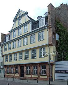 Johann Wolfgang von Goethe - Wikipedia, den frie encyklopædi
