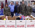 Golf tournament raises awareness, money for Toys for Tots 131212-M-FD301-605.jpg