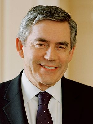 United Kingdom general election, 2010 - Gordon Brown