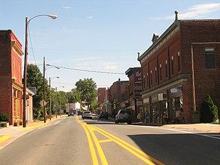 Gordonsville, Virginia Town in Virginia, United States