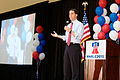 Governor of Wisconsin Scott Walker at Northeast Republican Leadership Conference in Philadelphia PA June 2015 by Michael Vadon 01.jpg