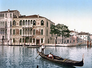 Piano nobile - At the Palazzo Barbarigo, Venice, the floor above the piano nobile is of almost equal status so is referred to as the secondo piano nobile.