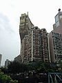 Grand Lisboa during Typhoon Utor.JPG