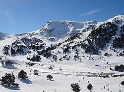 Barcelona Andorra Avstånd