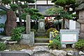 Grave of Iwasa Matabei in Koshuji Fukui01s.jpg