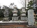 Grave of Nabeshima Katsushige in Kōden-ji Saga.jpeg