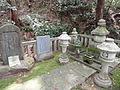 Grave of William Sturgis Bigelow - Homyoin Temple - Otsu, Shiga - DSC07585.JPG