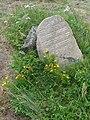 Gravestone in Jewish Cemetery - Tykocin - Poland - 03 (36155938031).jpg