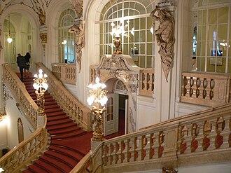 Graz Opera - Main stairs