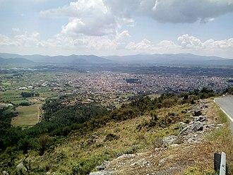Tripoli, Greece - Panoramic view