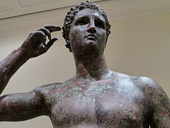 Greek Victorious Youth Athlete (2) - Getty Villa Collection.jpg