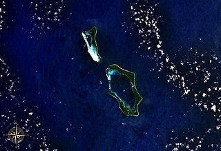 Nissan Island island