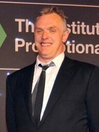 Greg Davies - Davies in May 2011