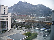 Grenoble trainstation 2006-03-07