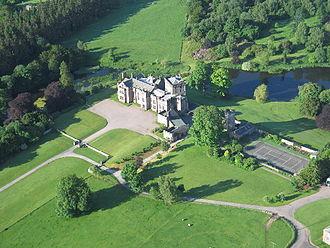 Greystoke Castle - Greystoke Castle, 2005