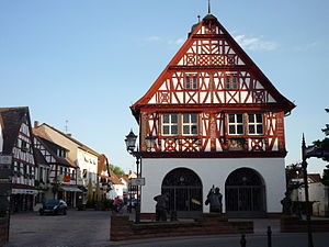 Groß-Gerau - Old City Hall