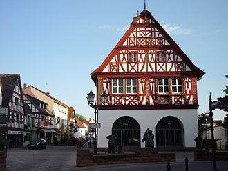 Groß-Gerau - Old City Hall