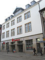 Großer Plan 2-3, Robert-Meyer-Platz 2, Celle, Sparkasse, hier wohnten Jenny Schlüsselburg, geborene Neiovetz, deportiert Auschwitz ermordet 1943, Robert Meyer... 31.8.1943.jpg