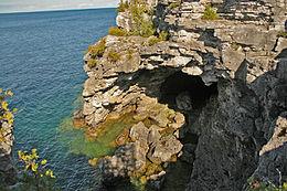 Parco nazionale della penisola di bruce wikipedia for Gros morne cabine del parco nazionale
