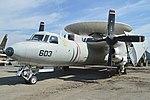 Grumman E-2C Hawkeye '161344 - 603' (26254918291).jpg