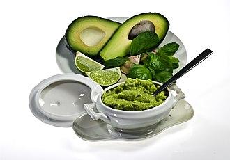 Guacamole - Guacamole, avocado, lime and herbs