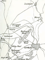 Guillemont, Combles and Lesboeufs area,1916.png