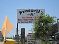 Gulf Shores AL Frog Pizza Icecream.JPG