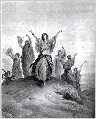 Gustave Dore Jephtha