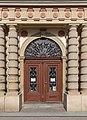 Gymnazium Kromeriz - entrance, Kromeriz, Czech Republic.jpg