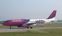 HA-LPV - A320 - Wizz Air