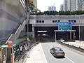 HK 城巴 619 CityBus 遊車河 tour view 觀塘區 Kwun Tong District 藍田 Lam Tin 鯉魚門道 Lei Yue Mun Road June 2020 SS2 18.jpg