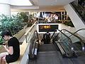 HK Admiralty mall Pacific Place 26 visitors Great Food Hall mall escalators Aug-2012.JPG