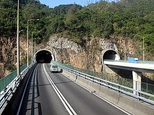 城門隧道 維基百科,自由的百科全書