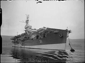 HMS Arbiter (D31) - HMS Arbiter