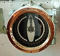 HMS Belfast - Wheelhouse - Gyro bearing indicator.jpg